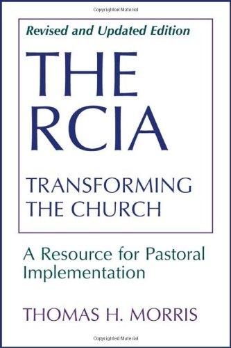 The RCIA: Transforming the Church