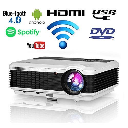 EUG LED LCD HD Video Projektor für