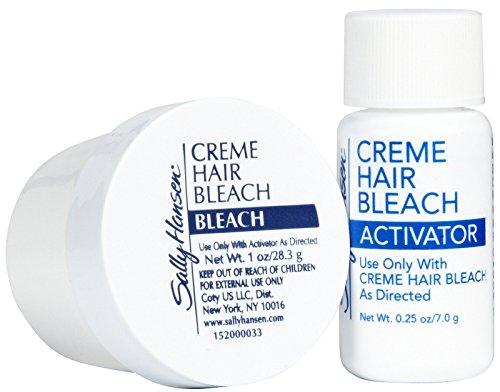 Haare Gesichts Bleichen (SALLY HANSEN Creme Hair Bleach for Face - SH2000)
