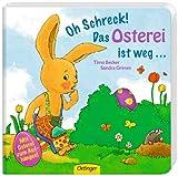 Geschenkidee Osterbücher, Musik und Filme - Oh Schreck! Das Osterei ist weg...