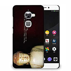 Snoogg Buddha Wallpaper Designer Protective Phone Back Case Cover For Samsung Galaxy J1