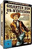 Giganten des US Westerns - Deluxe Metallbox (6 DVDs mit 15 Filmen)