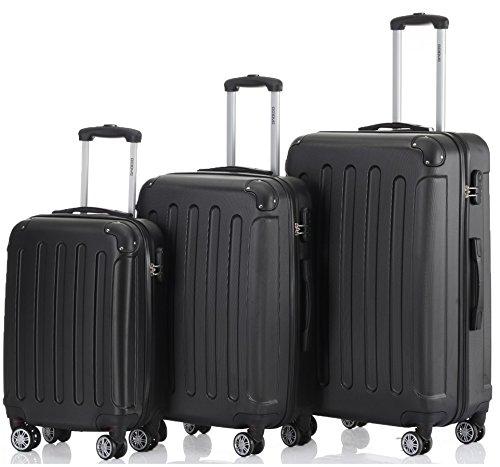 Beibye 2045 Koffer-Set