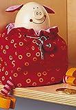 Con questo salvadanaio risparmiare è ancora più divertente! , È desiderato dar da mangiare a questo asino! , Non lavare chimicamente e non stirare Materiale: legno / stoffa Tema: maialino Numero articolo Haba: 1653 , Volume di consegna:1 Haba...