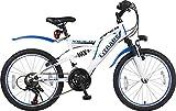 """20"""" 20 Zoll Kinderfahrrad Mountainbike Vollgefedert Kinder Fahrrad Rad Bike Jugendfahrrad Tiger BLAU"""
