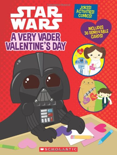 A Very Vader Valentine's Day (Star Wars)