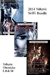 Valkyrie Chronicles 1, 2 & 3- Valkyrie Bundle (English Edition)