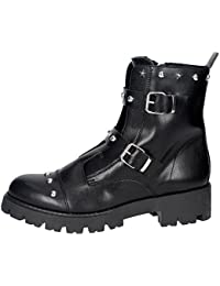 Cult CLE103150 Boot Femme Noir - Chaussures Bottine Femme