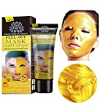 Rcool Gold Collagen Gesichts-Maske Hohe Feuchtigkeit Anti Aging entfernen Falten Pflege