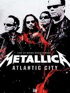 Metallica Atlantic City