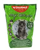 Best arena para gatos - VITAKRAFT Arena de sílice Magic Clean perfumada Manzana Review