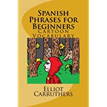 Spanish Phrases for Beginners: Cartoon Vocabulary