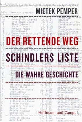 Buchseite und Rezensionen zu 'Der rettende Weg. Schindlers Liste - Die wahre Geschichte.' von Mietek Pemper