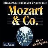 Klassische Musik in der Grundschule. Mozart & Co. Audio-CD mit Hörbeispielen - A. Bachmeyer, M. Holzinger, S. Walter