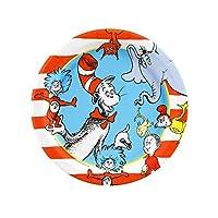 Dr. Seuss Dessert Plates (24)