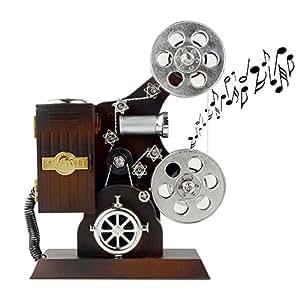 Musique thème Le projecteur Boîte à musique