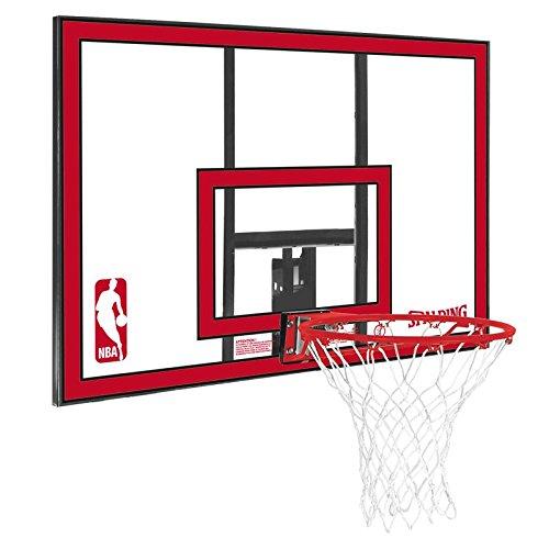 Spalding Korbanlage NBA Polycarbonat Backboard, Mehrfarbig, 44