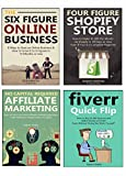 SIX FIGURE BLUEPRINTS: How to Start and Grow a Six Figure Business In Your First Year Online (4 in 1 bundle) (English Edition)