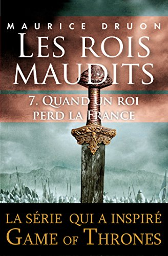 les-rois-maudits-tome-7-french-edition
