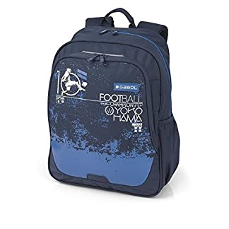 Mochila Escolar Adaptable Gabol Team