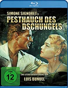 Pesthauch des Dschungels [Blu-ray]