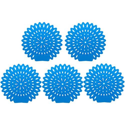 Artibetter Urinal Screens Deodorizer (10er Pack) - Spritzschutz Urinal Cakes, Geruchsneutralisierer für Toiletten