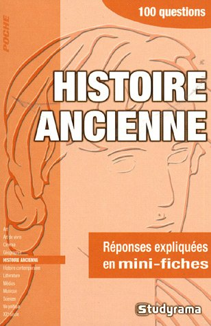 Histoire ancienne