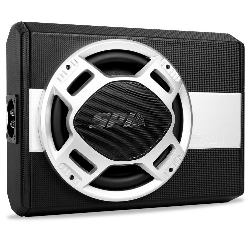 "SPL 10\"" 25cm Subwoofer Bassbox passiv flach 600W"