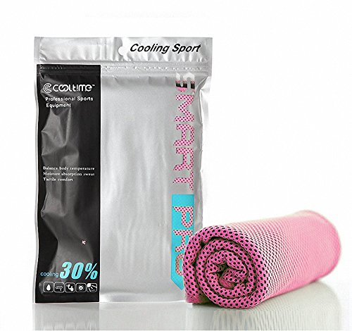 Cooling Towel,G-Hawk® 100 x 30 cm Ice Cold Sweat Towel,Stay Cool for Travel,Hiking & Outdoor Sports (Ice Hawk)