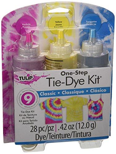 Tulip en Une étape Tie-Dye kit Med Classique