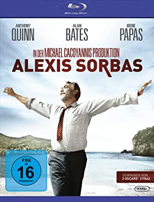 Alexis Sorbas [Blu-ray]