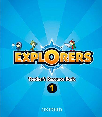 Explorers 1: Teacher's Resource Pack