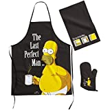 "The Simpsons Grillset ""The Last Perfect Man"""