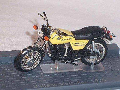 bultaco Metralla 1975 Gelb 1/24 Altaya By ixo Modellmotorrad Modell Motorrad SondeRangebot (Bultaco Motorräder)