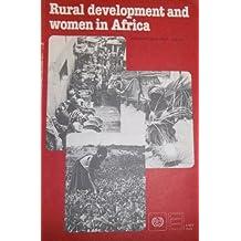 Rural Development and Women in Africa