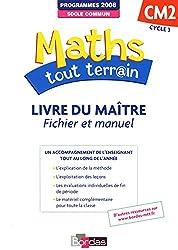 Maths tout terrain CM2  Livre du maître (Éd.2012)