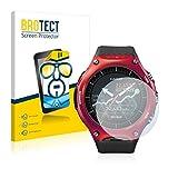 2X BROTECT HD Clear Displayschutz Schutzfolie für Casio WSD-F10 Smart Outdoor Watch (kristallklar, extrem Kratzfest, schmutzabweisend)
