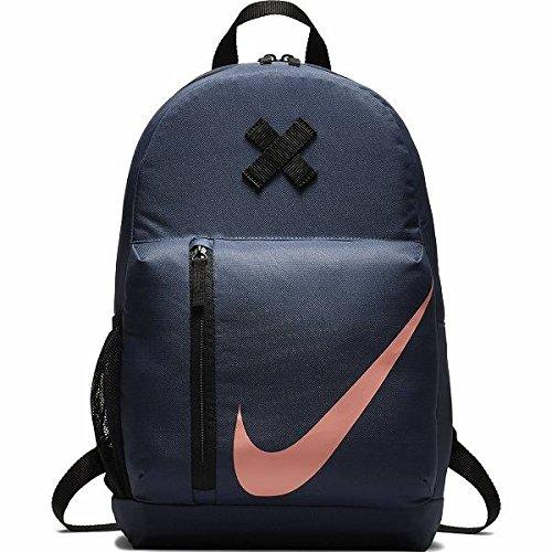 Mochila Nike – Elemental azul/negro/coral
