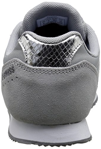 K-Swiss New Haven CMF MS Textile Turnschuhe Highrise/Charcoal