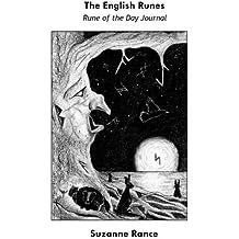 The English Runes: Rune of the Day Journal