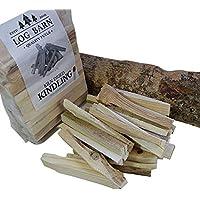 Bolsa de leña seca de 3,5 kg perfecta para fuegos de todo tipo, fuegos abiertos, estufas, barbacoas y hornos