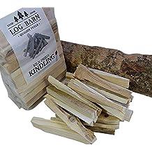 Bolsa de leña seca de 3,5 kg perfecta para fuegos de todo tipo,