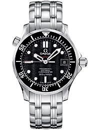 Omega 212.30.36.20.01.001 - Reloj para hombres, correa de acero inoxidable color plateado