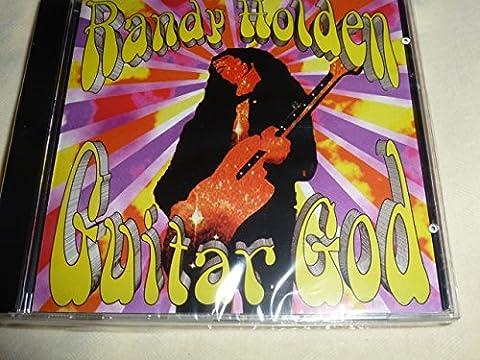 CD.RANDY HOLDEN.GUITAR GOD 1996.FABULOUS HEAVY PSY HENDRIXIEN