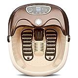Brisk- Komplett Automatisch Heizung Konstante Temperatur Fußwanne Massage Elektrisch Fußbad 550W