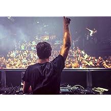 Martin Garrix 2–DJ–música–A3Póster