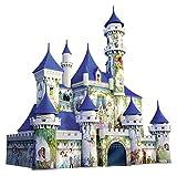 Ravensburger 12510 - Disney Schloss Princess - 216 Teile 3D-Puzzle-Gebäude