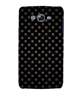 printtech Spiral Design Pattern Back Case Cover for Samsung Galaxy J7 / Samsung Galaxy J7 J700F