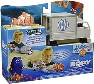 Disney Alla Ricerca Di Dory Hank Swugglefish Truck Playset
