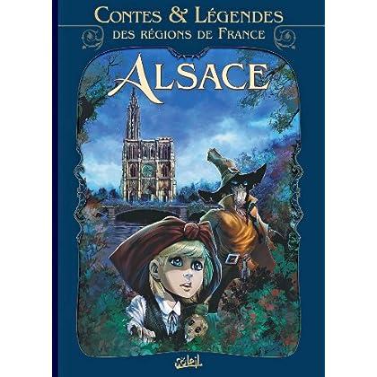 Contes et légendes des régions de France T02: Alsace
